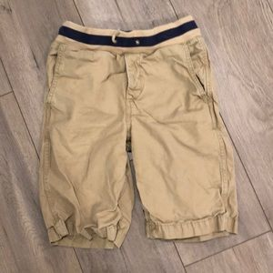 Gap Boys khaki shorts